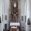 Inside Hagenkirchlein Chapel Achenkirch Austria