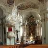 Inside Hl Vitus Church, Zell Im Ziller, Austria