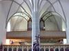 Inside Holy Cross Church-Pötting, Austria