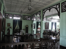 Inside Jalondoni Ancestral House