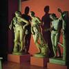 Inside Museum Of Casts-Innsbruck Austria
