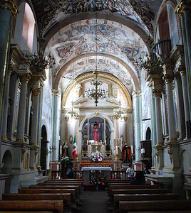 Inside Of Nave
