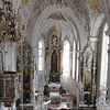 Inside St Margaretha Pfarrkirche-Interior