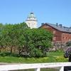 Inside Suomenlinna Sea Fortress - Finland Helsinki