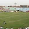 Inside The Zhongshan Soccer Stadium