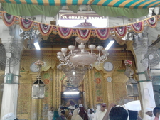 Inside The Dargah Sharif