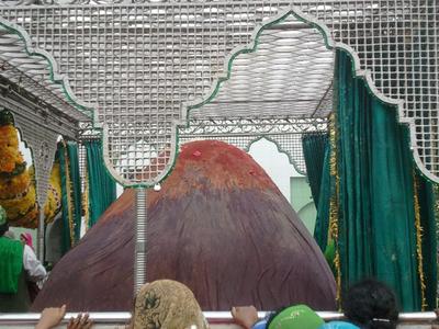 Inside The Kasmur Dargah