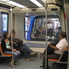 Inside The People Mover Train