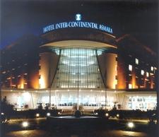 Intercontinental Hotel In Asmara