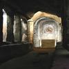 Interior Of The Madonna Del Parto Cave Church