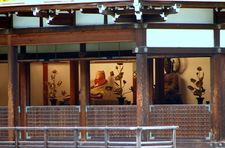 Interior Of Kinkakuji Temple