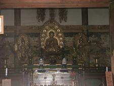 Interior Of Ninnaji Temple