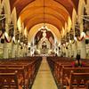 Interior Of San Thome Basilica