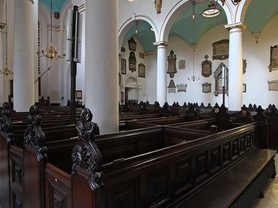 Interior Of The St Michael, Cornhill