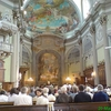 Interior Of The Vác Cathedral