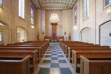 Interior View Towards The East