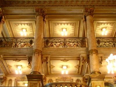 Theater Interiors