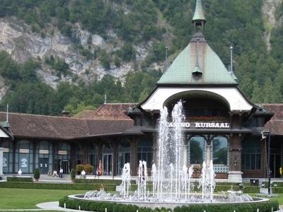 The Casino Gardens