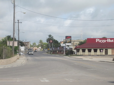 Intersection Of U . S . 2 7 7 And 8 3 In Carrizo Springs