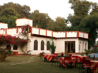 Mela Kothi at The Chambal Safari Lodge