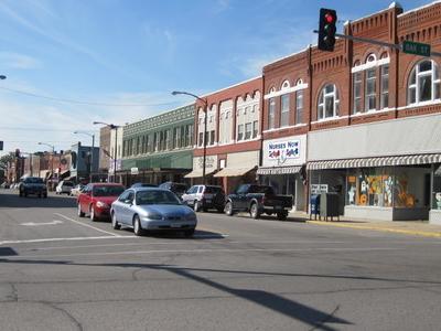 Iowa Falls Iowa