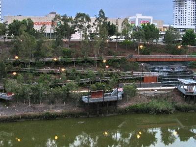 Ipswich CBD & Bremer River