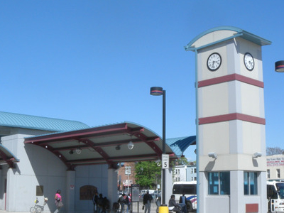 Irvington  Bus  Terminal Jeh