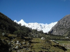 Ishinca Valley - Cordillera Blanca - Peru