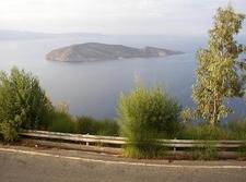 Island Of Pseira In Mirabello Bay
