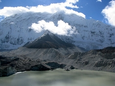 Island Peak Base Camp Through Dingbuche To Pangbuche - Nepal