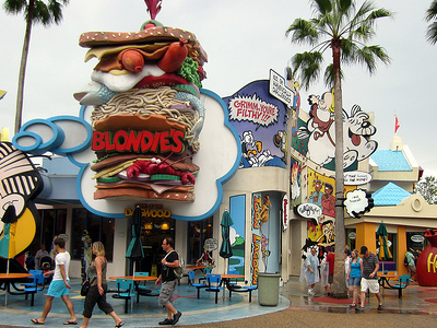 Islands Of Adventure - Orlando