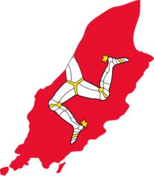 Isle Of Man Stub