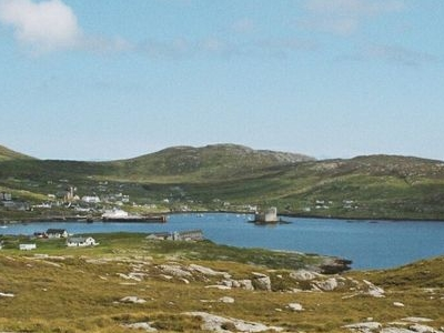 Isle Of Barra  Castlebay