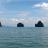 Islets In Phang Nga Bay