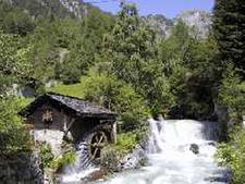 Islitzer Mühle In Hinterbichl, Tyrol, Austria