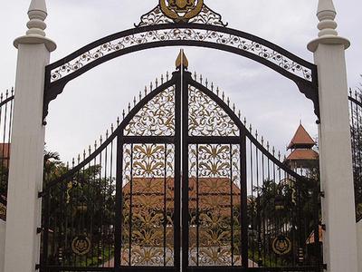 Istana Melawati Entrance Gate