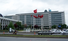 Istanbul City Hall