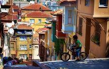 Istanbul Lane View