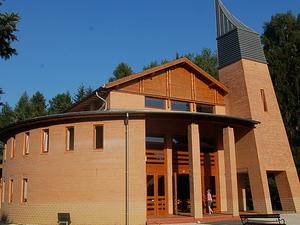 Iglesia de la Divina Misericordia