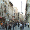 Istiklal Avenue In Istanbul