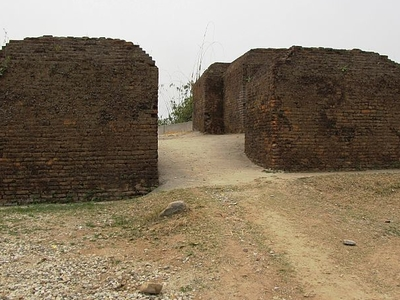 Ita Fort Southern Gate