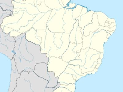 Itaja Is Located In Brazil