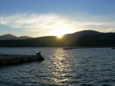 Itea  Sunset