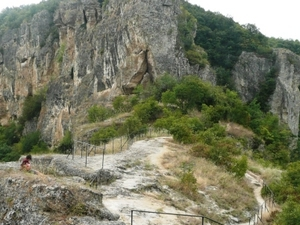Escavada na rocha Igrejas de Ivanovo