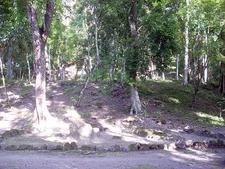 Ixlu Site - Petén Department - Guatemala