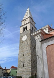 The Izola Tower