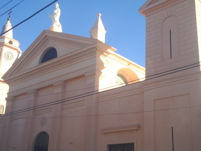Parish Of Santa María Magdalena