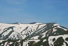 Mount Iide From Iboiwayama
