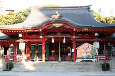 Ikuta Shrine Honden