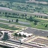 Aerial Photo Of The Indianapolis Motor Speedway